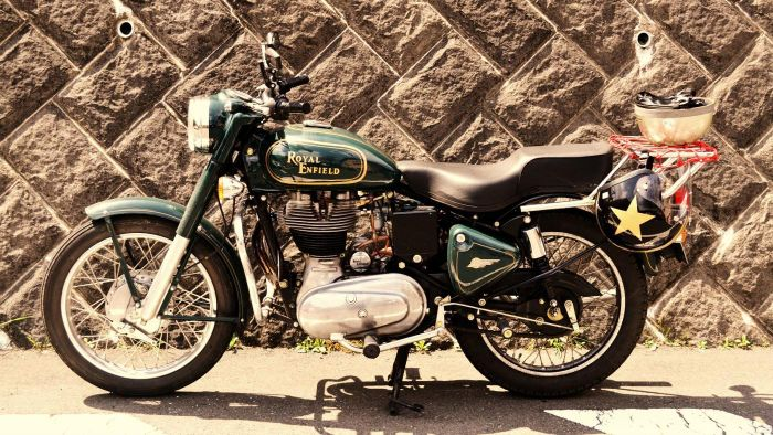 What Is a Royal Enfield Motorcycle?