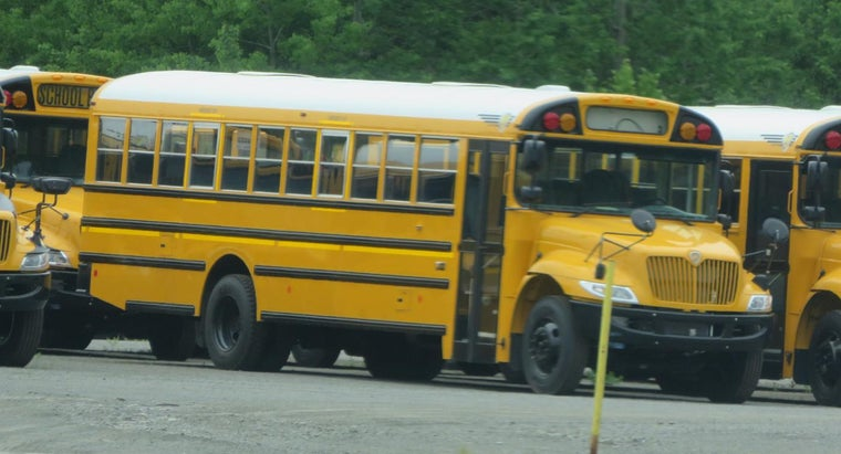 Where Can You Find Used School Buses for Sale?