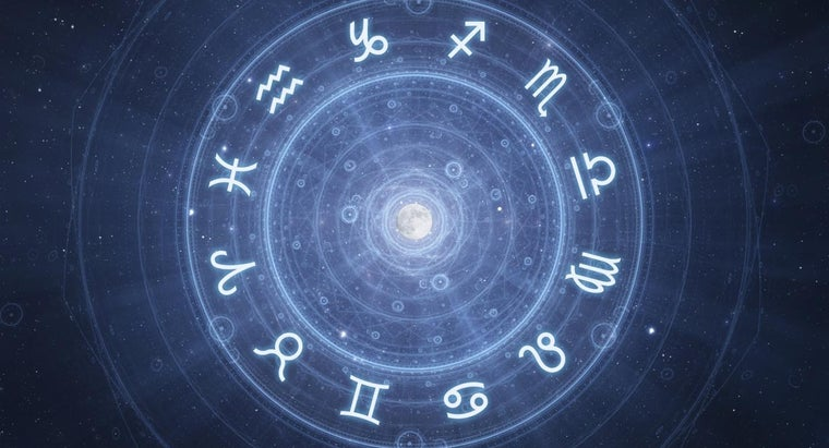 What Are the 12 Zodiac Signs?