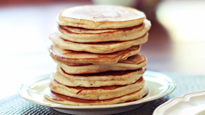 Where Can You Find Pancake Recipes That Use Bisquick?