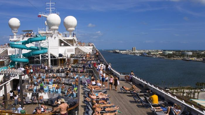 What Cruise Ships Leave Out of Port Canaveral?