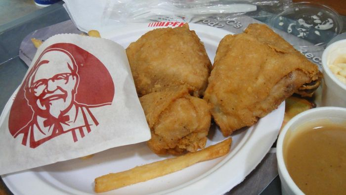 What Is the Most Expensive Item on KFC's Menu?