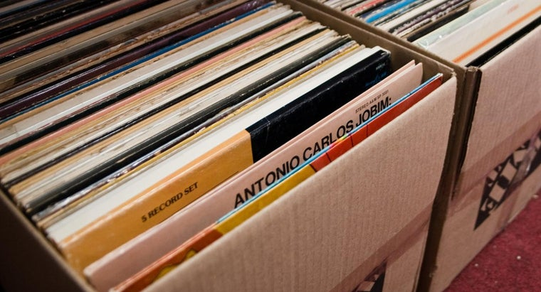 How Do You Sell Old Records and Albums?