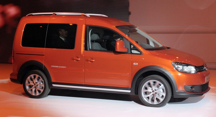 What Are Some Specs for the Volkswagen Caddy Maxi?