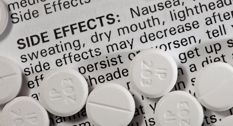Can Side Effects From Medications Be Fatal?