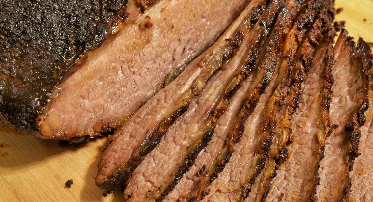 What Is the Best Recipe for Smoked Beef Brisket?