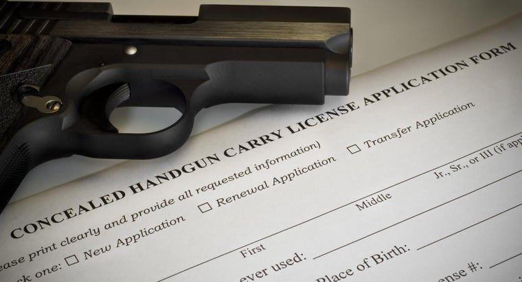 What States Offer Permits for Concealed Carry?