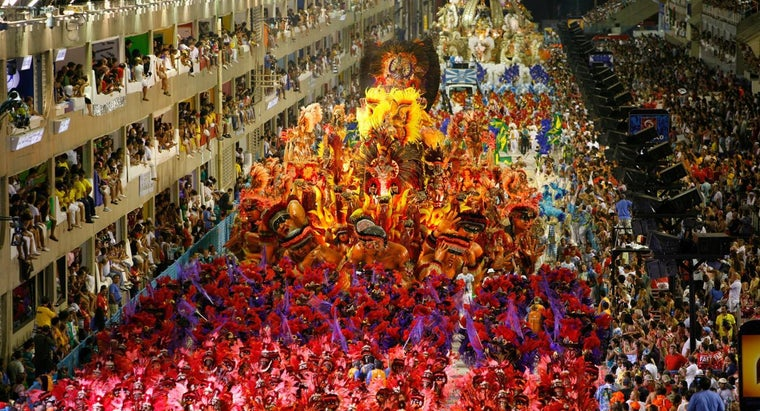 What Is the Rio De Janeiro Carnival?