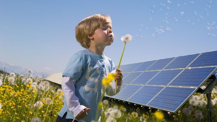 What Are Some Solar Energy Facts for Kids?