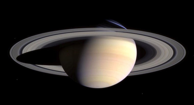 What Are Some Interesting Facts About Saturn?