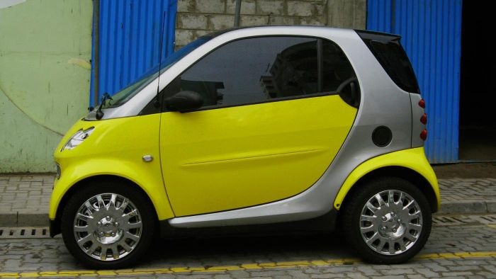 Where can you find reliable used Smart cars for sale?