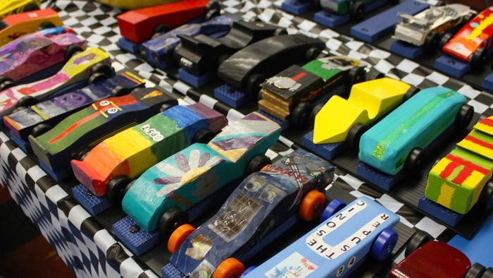 Where Can You Find Pinewood Derby Car Designs?