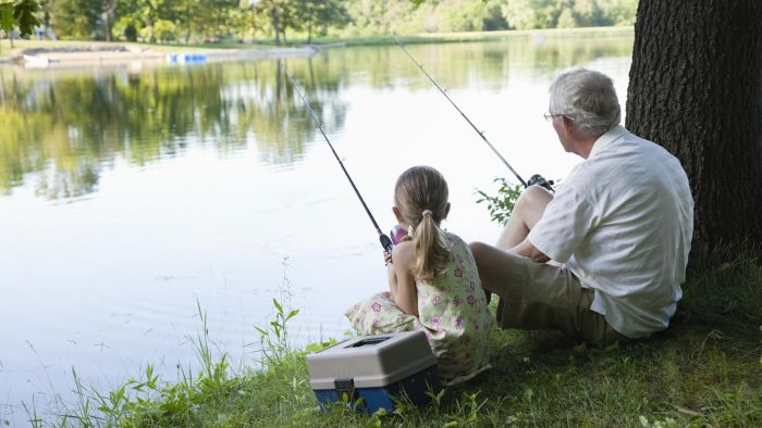 Where Can You Find a Chart of the Best Fishing Times?