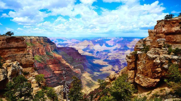 Where Can You Find a Map of the Grand Canyon National Park?