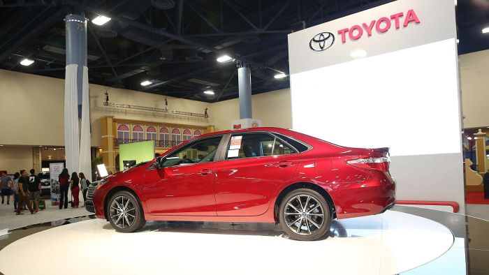 What Is the Typical Release Date of New Toyota Camry Models?