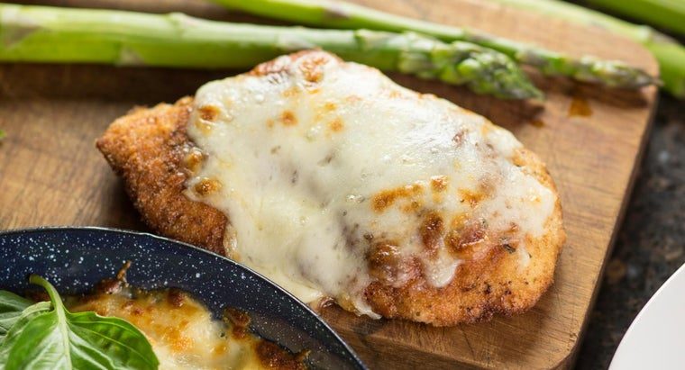 Where Can You Find an Easy Recipe for Parmesan Chicken?