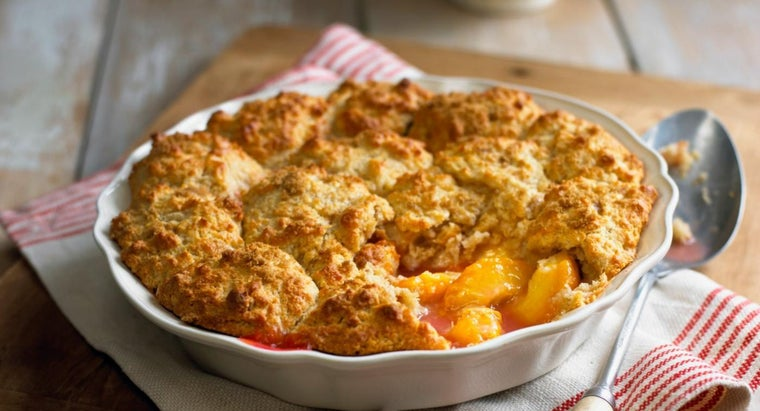 How Do You Make Old Fashioned Peach Cobbler?