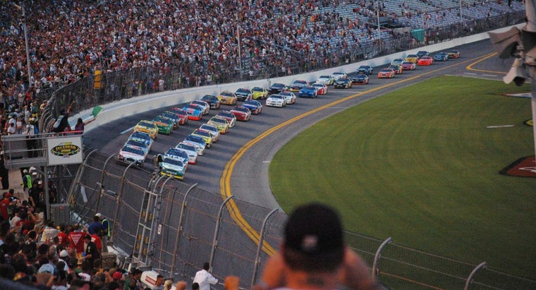 How Does Nascar Determine the Starting Lineup?