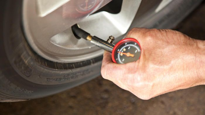 How Do You Check Tire Pressure?