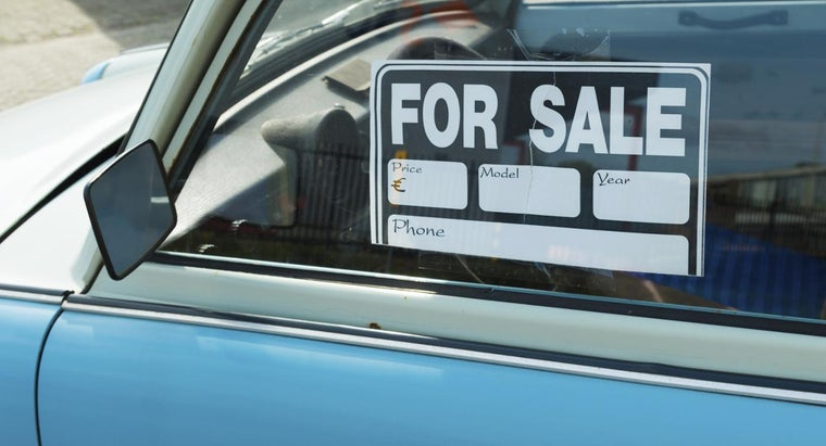 What Are Some Good Websites to Look for Some Cars for Sale?