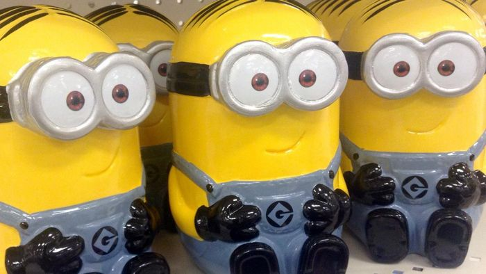"""Where Do You Find the Game """"Despicable Me: Minion Rush""""?"""