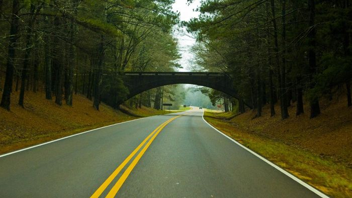 Where Can You Find a Natchez Trace Parkway Map?