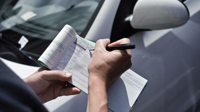 How Do You Pay a Traffic Ticket?