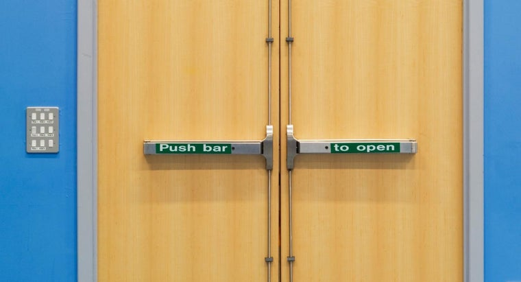 What Are the Basic Safety Requirements for a Fire Door?