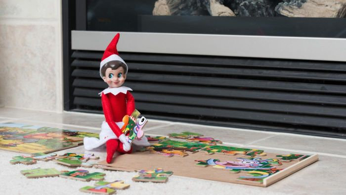 What Is a Good Name for an Elf on the Shelf?