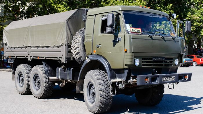 Where Can You Find Former Military Trucks for Sale?