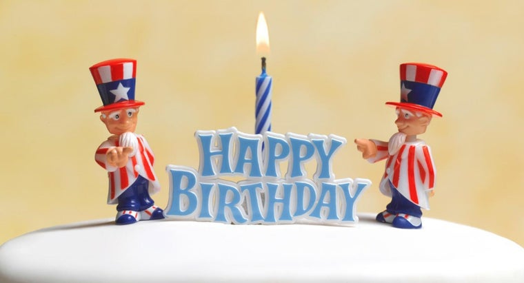 Who Are Some Famous People Born on July 4?