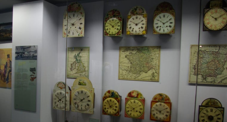 What Are German-Made Clocks Called?