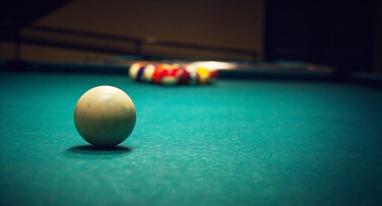 What Are the Highest Rated Pool Tables?