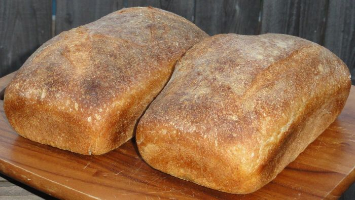 What Is a Step-by-Step Recipe for Making Bread?