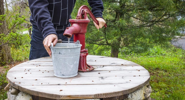What Are the Best Deep-Well Hand Pumps?