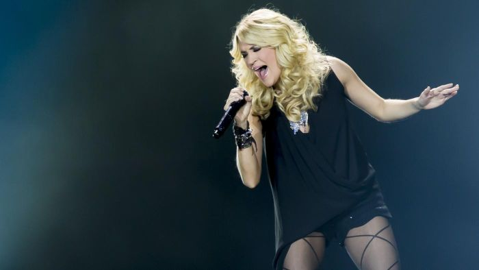 What Is Carrie Underwood's Family History?