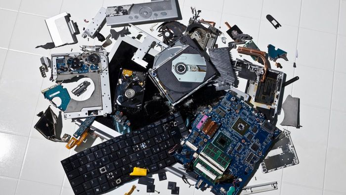 How Do You Recycle Your Computer for Scrap?