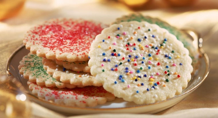 What Is the Best Sugar Cookie Recipe?