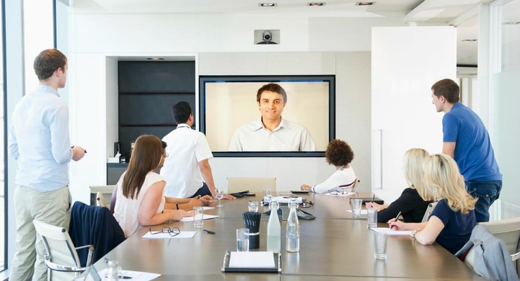 What Do You Need for Teleconferencing?
