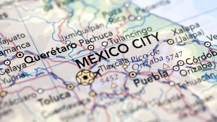 Where Can You Find Maps for Mexican Cities?