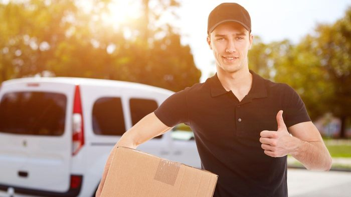 How do you get a job as a car delivery driver?