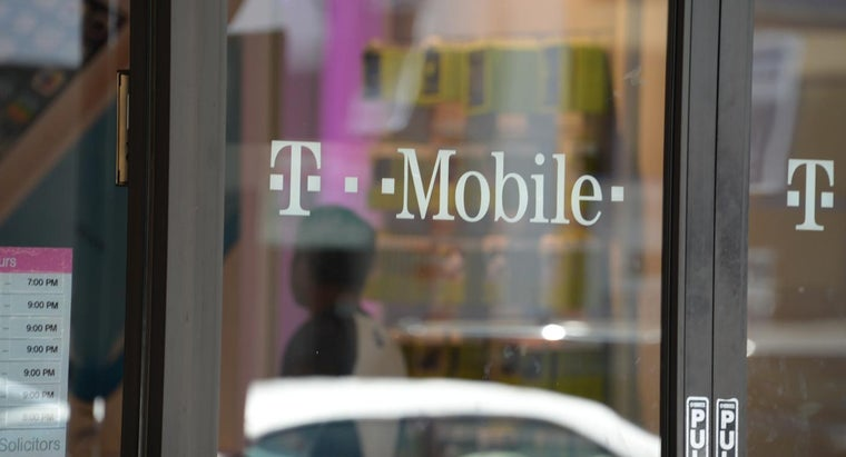 What Features Are Available on the T-Mobile Official Website?