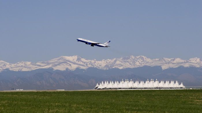 Which Airlines Fly Out of the Denver International Airport?