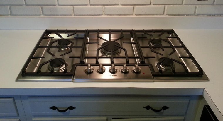 What Brands Make Gas Cooktops?