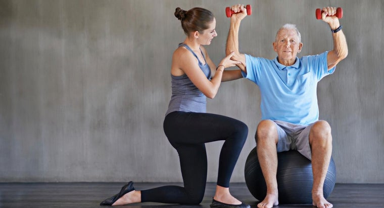 How Does Physical Therapy Help After Having a Stroke?