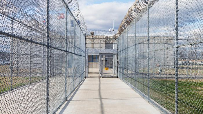 What are some maximum security prisons?