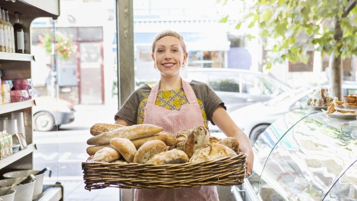 Where Can You Find Stores With Day Old Bread?