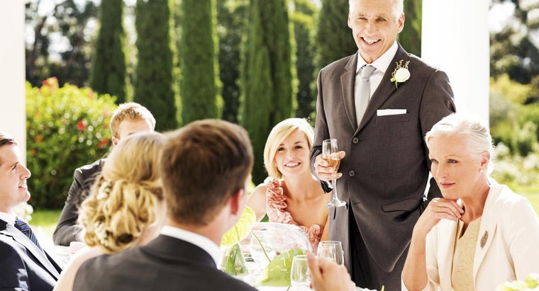 What Are Some Ideas for a Best Man Speech?