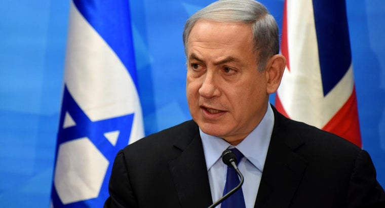 Who Are Some Past Israeli Prime Ministers?