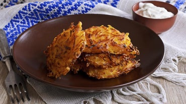 What Are Some Recipes for Potato Latkes?